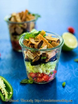 Spicy Chicken Taco Salad Recipe