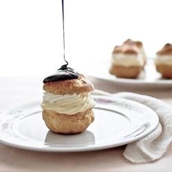 Vanilla Cream Puffs Recipe