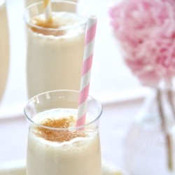 Bananas Foster Shake Recipe