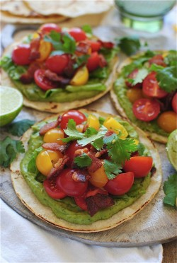 BLT Tostadas Recipe