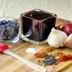 Blueberry Barbeque Sauce Recipe