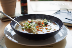 Chinese Lettuce Tofu Soup Recipe