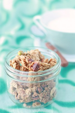 Clustered Granola Recipe