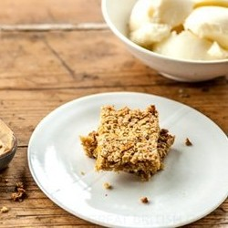 Flapjacks Recipe from Alyn Williams