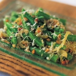 Green Beans with Coconut