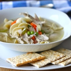 Hearty Chicken Noodle Soup Recipe