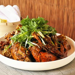 Hot Spicy Chili Crab