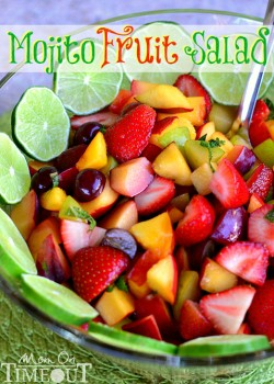 Mojtio Fruit Salad Recipe