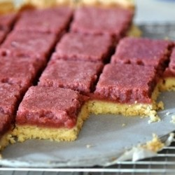 Pink Lemonade Bars Recipe