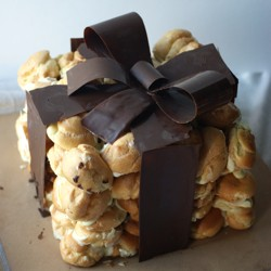 Profiteroles as a Present