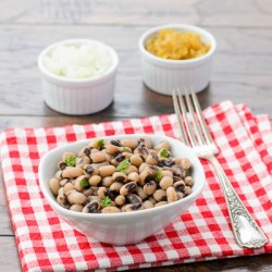 Southern-style Black-eyed Peas