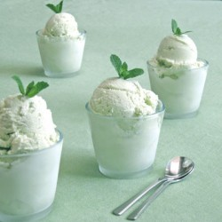 Spearmint Ice Cream