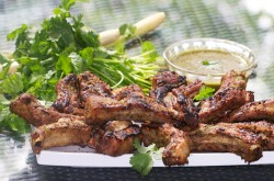 Thai Coconut BBQ Ribs Recipe
