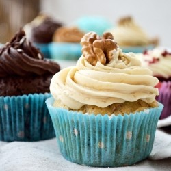Three Types of Cupcake Frosting