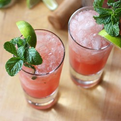 Watermelon Mojito Recipe