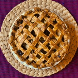 Apple, Pear and Cranberry Pie Recipe