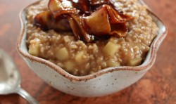 Apple Pie Steel Cut Oats Recipe