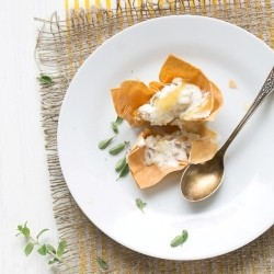 Baklava Ice Cream Recipe