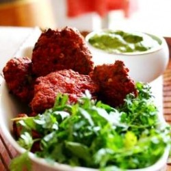 Beetroot Vadai Recipe