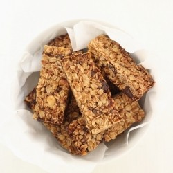Boozy Nuts n Chocolate Flapjacks Recipe
