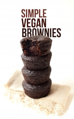 Brownies Vegan Recipe