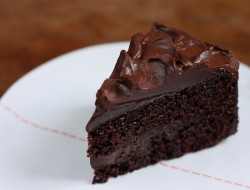 Chocolate Chocolate Cake Recipe