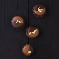 Chocolate Mousse Macarons Recipe