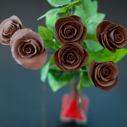 Chocolate Roses Recipe