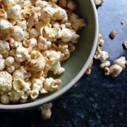Coconut Oil Caramel Corn Recipe