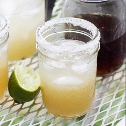 Ginger Black Pepper Margarita Recipe
