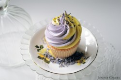 Lemon and Lavender Cupcakes Recipe