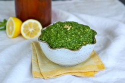 Macadamia Nut Pesto Recipe