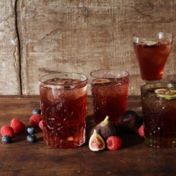 Mixed Berry and Fig Old Fashioned Recipe