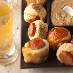 Pigs in Blanket with Puff Pastry Recipe