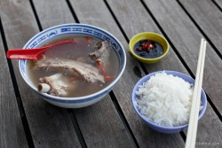Pork Rib Soup Recipe
