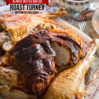 Roast Turkey with Achiote Butter Recipe
