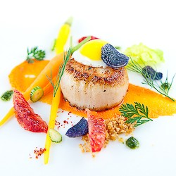 Scallops and Carrots Recipe