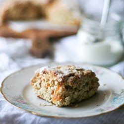 Scottish Apricot Scones Recipe