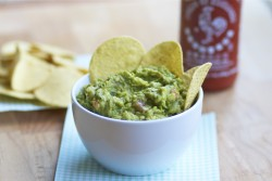 Simple and Spicy Guacamole Recipe