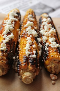 Spicy Grilled Corn Recipe