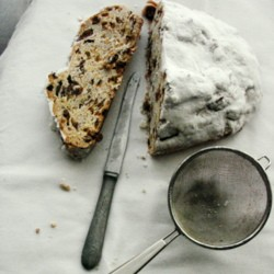 Stollen German Christmas Cake Recipe