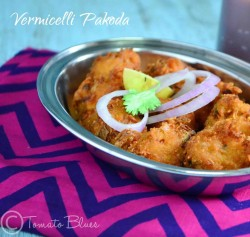 Vermicalli Noodle Pakoda recipe