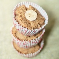 Whole Wheat Banana Muffins Recipe