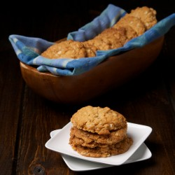 Anzac Biscuits Cookies Recipe