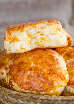 Cheddar Cheese Buttermilk Biscuits Recipe