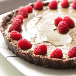 Chocolate Chocolate Tart Recipe