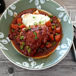 Coq au Vin shortcut Recipe