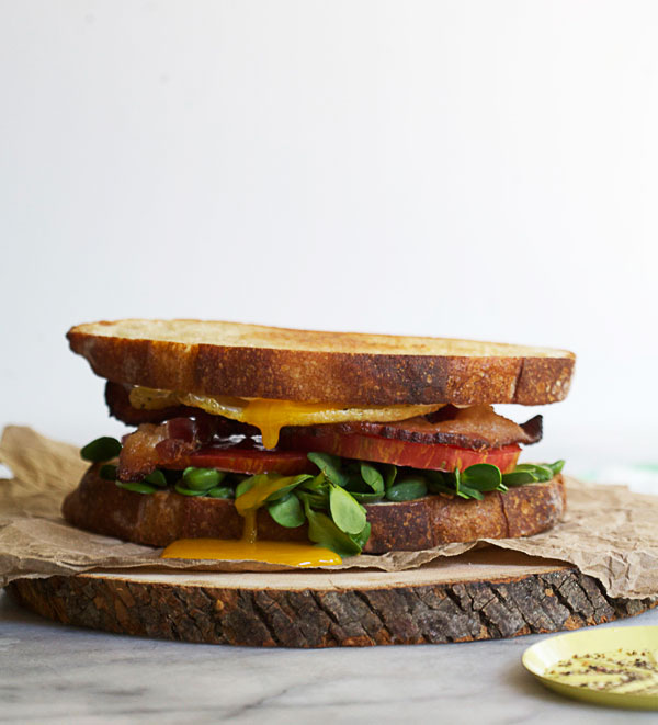 Fancy BLT Recipe