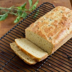 Herbed Cheese Whole Grain Bread