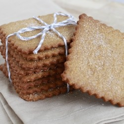 Homamde Honey Graham Crackers Recipe